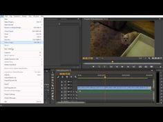 [ Adobe Premiere CC Tutorial ] Creating a Custom DVD in Premiere Pro and Encore - YouTube