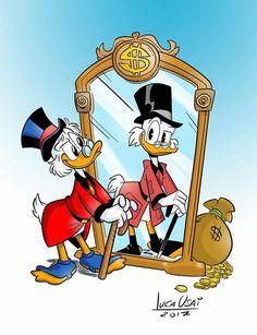 Old Ducktales/New Ducktales