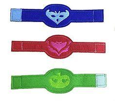 EPSW PJ Mask Themed Toy Bracelet For Kids Set of 3 Catboy... https://www.amazon.com/dp/B01IM41RZC/ref=cm_sw_r_pi_dp_16pNxb2BXNMVA