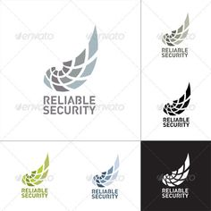 Reliable Security Logo Template  #GraphicRiver          AI CS , EPS (v.8), CDR X3 (v.13)  CMYK   4 different color sschemes + 2 B&W variations  Font used Streetvertising Bold  .dafont /streetvertising-public.font      Created: 27March12 GraphicsFilesIncluded: VectorEPS #AIIllustrator #CorelDRAWCDR Layered: Yes MinimumAdobeCSVersion: CS Resolution: Resizable Tags: agency #antivirus #blue #defense #firm #firmness #gray #green #grey #guard #horn #logo #logotype #protect #protected #protection…
