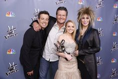 Cher to Mentor Team Blake Shelton on The Voice 2013