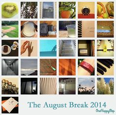 The August Break 2014 Project: my daily photos