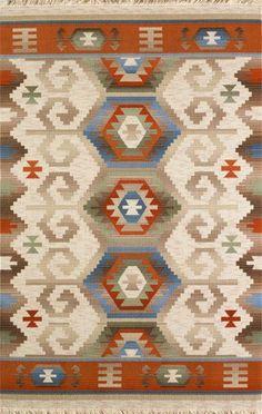 UŞAK-USK02-R SAF YÜN Neutral Carpet, Carpet Colors, Southwestern Quilts, Carpet Trends, Indian Rugs, Simple Embroidery, Bargello, Loom Weaving, Persian Carpet