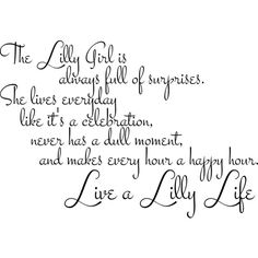 Lilly Pulitzer Lilly Life Wall Quote ($55) ❤ liked on Polyvore featuring home, home decor, wall art, home & living, home décor, phrase, quotes, saying, silver and text