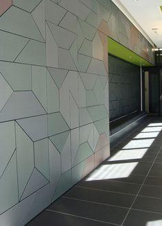 Interior Cladding, External Cladding, Aluminium Cladding, Cladding Systems, Ancient Buildings, Facade Design, Textured Walls, Building A House, Rita
