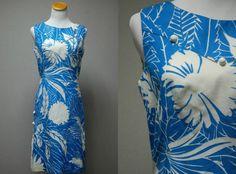 1960's Vacationing Vixen Dress