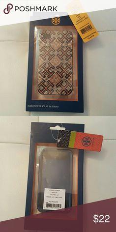 Tory Burch  I Phone Case 4/4S New in box. Tory Burch Accessories Phone Cases