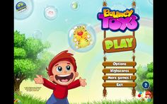 Aliaksandr Branavets   Games   iMac   Bouncy Toys $0.00   ver.2.1  $0.00   Free For A Limited Time! Bouncy Toys is a fun physics based match 3 game, where the boy rescues plush toys from the bubbles.Attention! Bouncy Toys ...