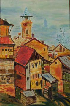 Βιογραφικά και έργα καλλιτεχνών: Κουβελά Ευαγγελία