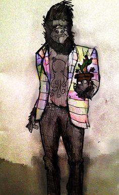 Gorilla Fashion