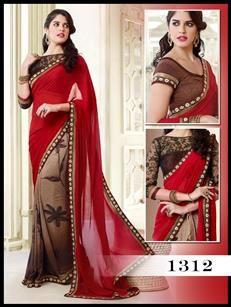 Saree - Buy Saree online | www.verronicca.com