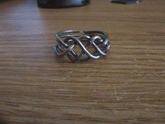 Me and my obsession with wire rings..