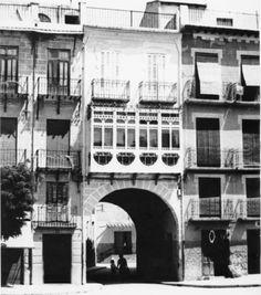 plaza camachos arco  c.1957 Murcia: Business Center Metropolis Empire - Page 365