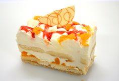 Cointreau- Mandarine Cheesecake, Desserts, Food, Deserts, Tailgate Desserts, Cheesecakes, Essen, Postres, Meals