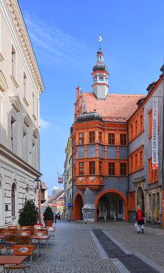 Görlitz ~ Sachsen ~ Alstadt ~ Germany ~ The Silesian Museum