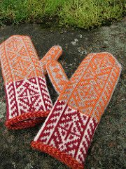 Ravelry: Magnificent Mittens & Socks - patterns