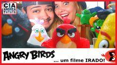 Angry Birds o filme - Curiosidades e muito mais - Cia Andrea Tatata