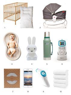 Things I really use as a new mom