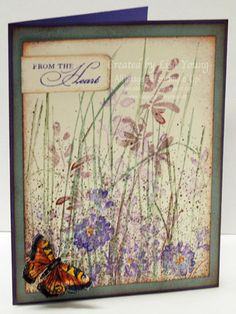 My Wallpaper Border by genesis - Cards and Paper Crafts at Splitcoaststampers