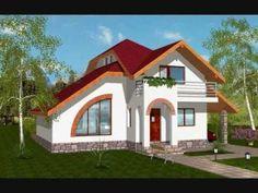 Proiect Casa Stela   Proiecte Case cu Mansarda