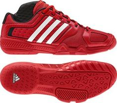 Adidas AdiPower Fencing Shoes Red! - Absolute Fencing Gear - Fencing Equipment