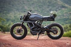 Yamaha just launched its littlest 'Sport Heritage' bike in Thailand—the And K-Speed were briefed to deliver a one-off custom to celebrate. Custom Choppers, Custom Motorcycles, Custom Bikes, Triumph Motorcycles, Tracker Motorcycle, Scrambler Motorcycle, Motorcycle Quotes, Motorcycle Design, Brat Bike