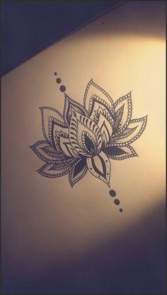 331 best Tattoo images on Pinterest | Tattoo ideas, Lotus tattoo and ...