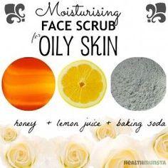 facial for homemade oily skin masks