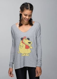 #TheCartoonDogs #LooseTops The Cartoon Dogs Logo Long Sleeve is as close to perfect as can be. because It's optimized for all types of print and will quickly become your favorite Long Sleeve. Soft, comfortable and durable, this is a definite must-own and a recommended product. The Cartoon Dogs Logo Long Sleeve is our best seller for a reason relaxed,tailored and ultra-comfortable. Perfect to wear at home or out on the town. - See more at: http://www.iteemart.com/Womens/Women-Cartoon/