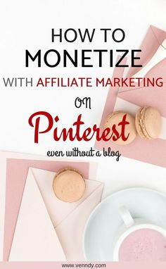Learn how to monetize with affiliate marketing even if you don't have a blog.  affiliate marketing tips | affiliate marketing without a blog-- Maddy Osman, aka The Blogsmith, shares lessons learned about social media strategy for small business, blogging resources & tools, and the occasional freelance writing tips & tricks. You can find her latest knowledge drop to help you grow to a six-figure business at www.the-blogsmith.com/blog Affiliate Marketing, Marketing Program, Digital Marketing Strategy, Online Marketing, Marketing Strategies, Marketing Videos, Marketing Training, Marketing Tools, Content Marketing
