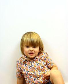 Simple kids Basile shirt!More @ littlefashionaddict.com