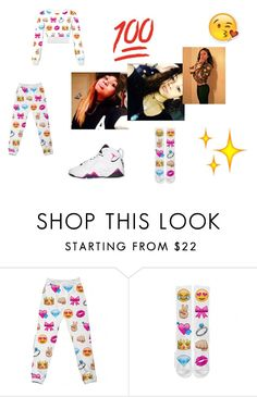 """""""I'm 100"""" by swaggmaster1994 ❤ liked on Polyvore featuring Retrò"""