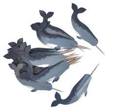 Avenging Narwhal Playset Gifting Ideas Pinterest