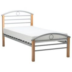Order now for a fast home delivery or reserve in store. Welded Furniture, Iron Furniture, Wood Beds, Metal Beds, Steel Bed Frame, Beds For Sale, Living Room Designs, Cheap Beds, Decoration