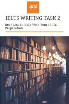 Take a look at our IELTS book recommendations that will help you to prepare for the IELTS Test.