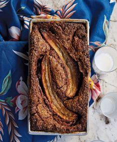 Cakey Cocoa Banana Bread