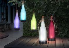Solar Lampen Tuin : 19 besten dekorative garten lichtobjekte bilder auf pinterest deck