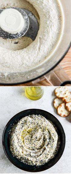EVERYTHING HUMMUS - better than an everything bagel?! I  howsweeteats.com