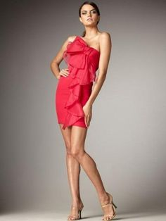 2013 Style Sheath _ Column Strapless Bowknot Sleeveless Short _ Mini  Satin Red Cocktail Dress _ Homecoming Dress. br_Product Name2013 Style Sheath _ Column Strapless Bowknot Sleeveless Short _ Mini  Satin Red Cocktail Dress _ Homecoming Dressbr_br_Weight2kgbr_br_ Start From1 Unitbr_br_ Hemline _ TrainShort , Minibr_b.. . See More Strapless at http://www.ourgreatshop.com/Strapless-C977.aspx