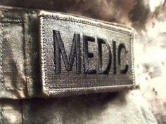 Save a life Medical Combat Medic patch by Chrippy on DeviantArt Army Medic, Combat Medic, Overwatch, Moira Burton, Oc Fanfiction, Hawke Dragon Age, Lone Wanderer, Be My Hero