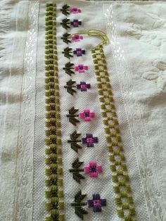 Bargello, Cross Stitch Patterns, Diy And Crafts, Jewelry, Hand Embroidery Patterns, Hand Towels, Cross Stitch Embroidery, Embroidered Towels, Border Tiles