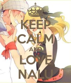 "Penelope on Twitter: ""Keep calm meme. #NaLu #IchiHime #FairyTail ..."