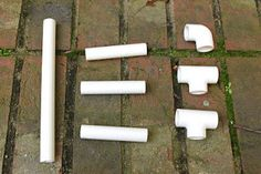 Design their own Marshmellow gun!  Simple, Creative, & Fun!