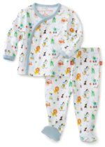 Magnificent Baby-boys Newborn Footed Set