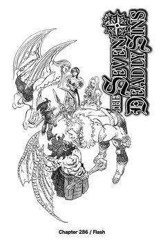 You are reading Nanatsu no Taizai Chapter 286 in English. Read Chapter 286 of Nanatsu no Taizai manga online. Seven Deadly Sins Anime, 7 Deadly Sins, Comics Story, Manga Comics, Otaku Anime, Kawaii, Sci Fi, Assassins Creed, Draw