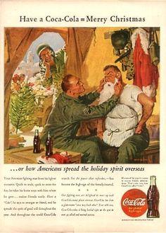 1943 / Coca Cola, Coke, #coca-cola