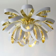 George White - Handmade ceiling light