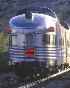 Private Rail Car - Silver Solarium (USA) This would be fun with the family -