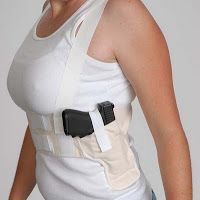 That Texas Lady: Deep Conceal Holsters: Review
