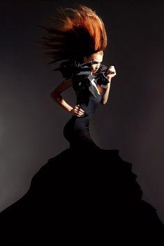 Photography and direction – Aaron McPolin  Hair design - Simone Lee  Makeup Arts - Cindy Sutton  Nail Art - Amanda McPolin  Dress Design & Stylist - Lauren Boyle
